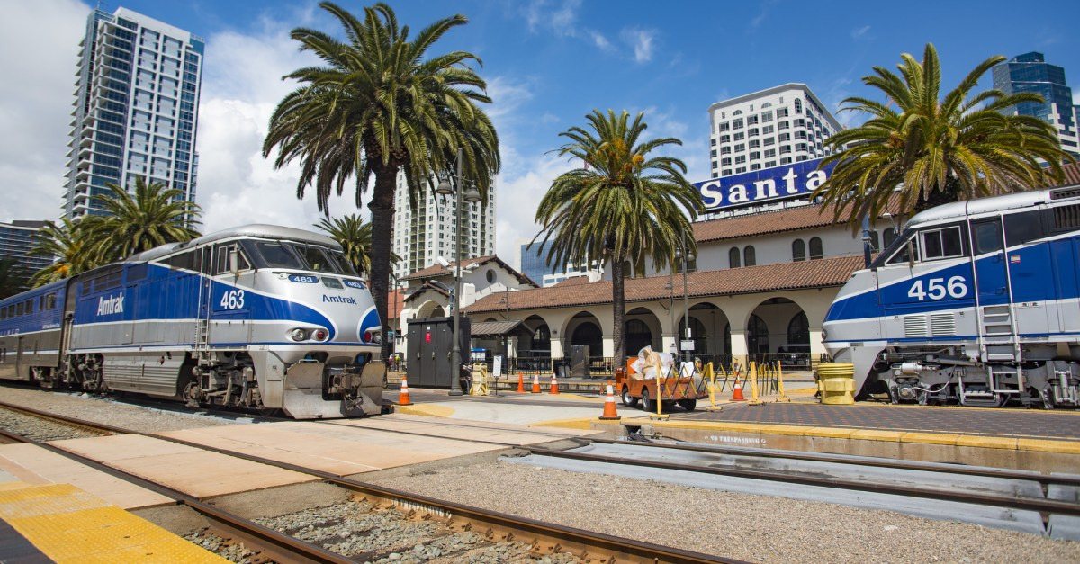 🔥 Amtrak: Buy one, get one FREE tickets