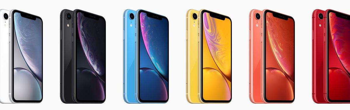 Get an iPhone XR from $449 with eligible trade in