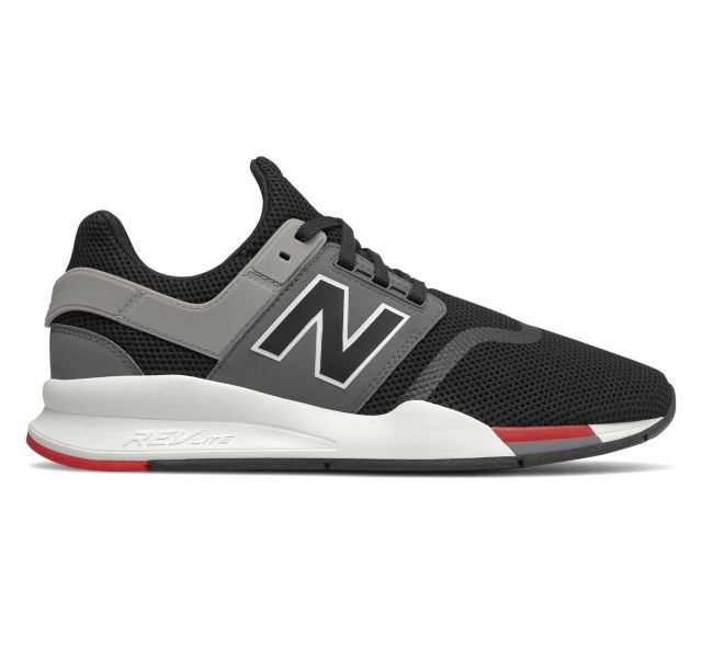 Today only: Men's 247 New Balance athletic shoes for $32, free shipping