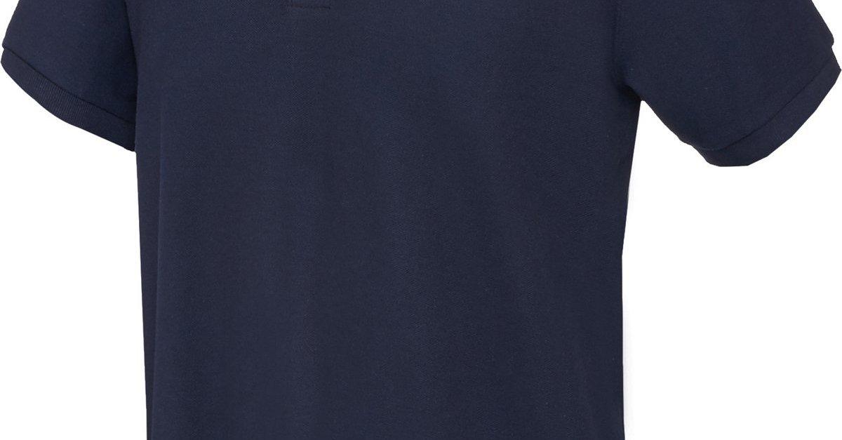 Austin Trading Co. men's short sleeve polo shirt under $5