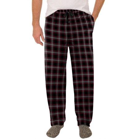 Fruit of the Loom men's fleece sleep pants for $7