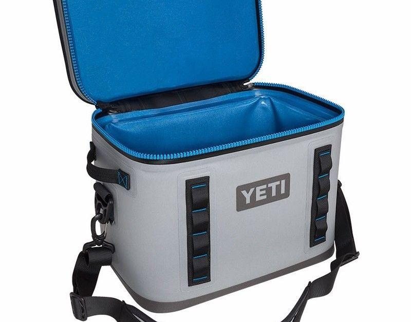 YETI Hopper Flip 18 soft cooler for $195