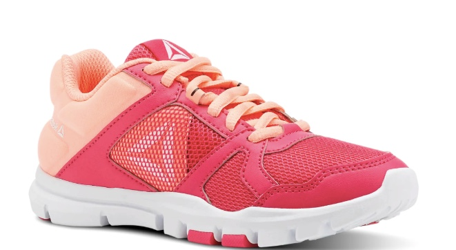 Reebok YourFlex training shoes for the family for $30 shipped