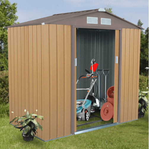 costway shed