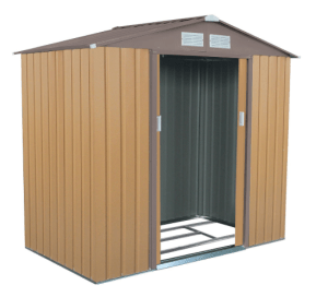 costway storage shed