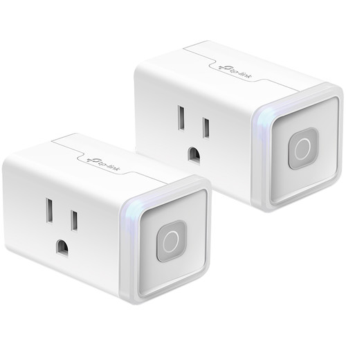 2-pack TP-Link Wi-Fi smart plugs for $20, free shipping