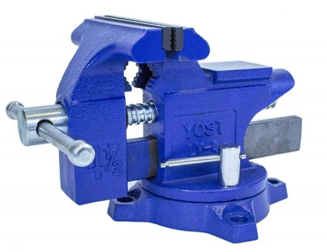 Today only: Yost LV-4 home vise for $20