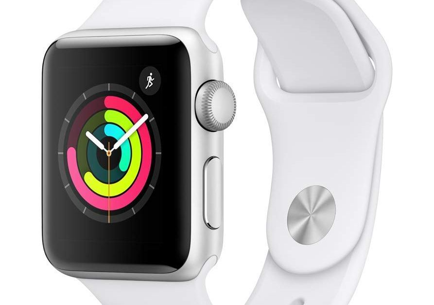Apple Watch Series 3 smartwatch for $199