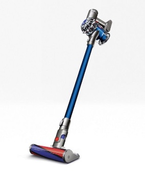 Dyson V6 Fluffy vacuum cleaner with free tools for $150