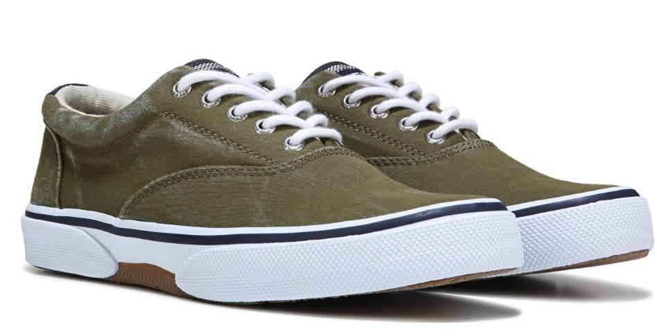 Sperry men's Halyard sneakers for $26