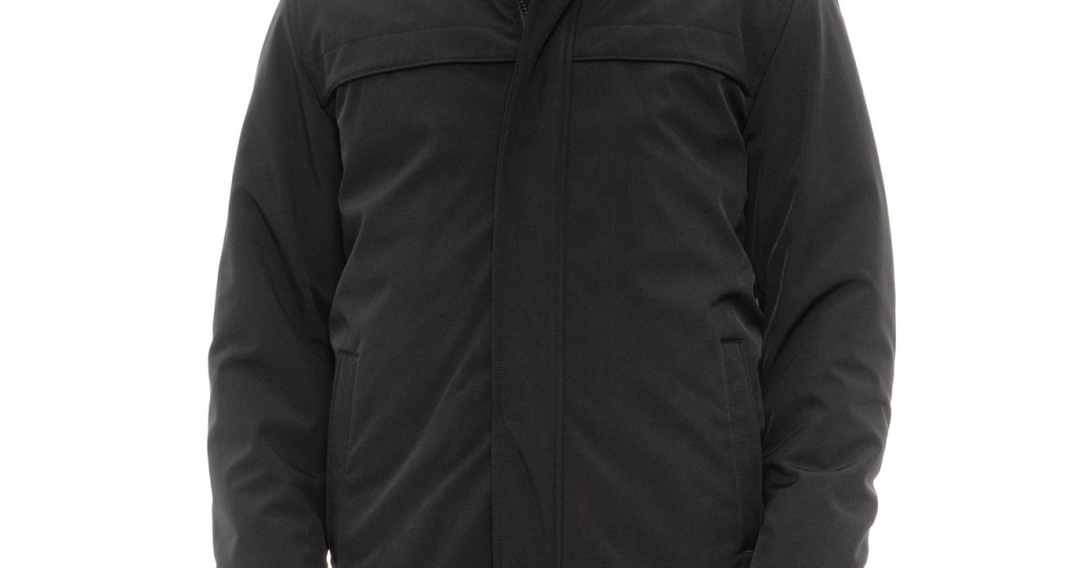 Dockers 3-in-1 quilted lightweight insulated men's jacket for $29