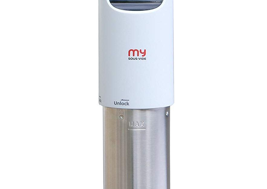 My Sous Vide immersion cooker for $45
