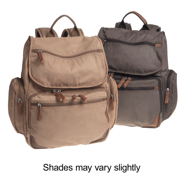 Today only: Dopp Brand canvas backpacks for $34 shipped