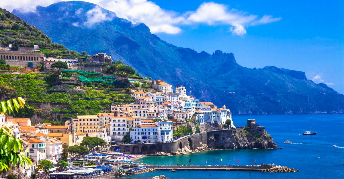 7-night vacation to Italy with air from $899