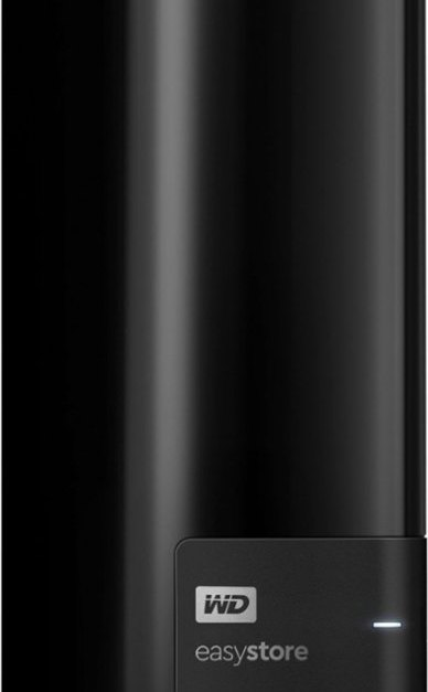 10TB WD Easystore external USB 3.0 hard drive for $160