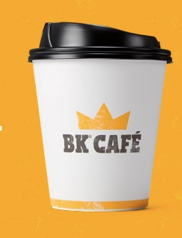 Get Burger King coffee every day for just $5 a month