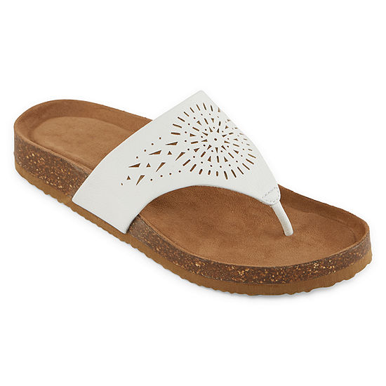JCPenney: Buy 1 pair women's sandals, get 2 pair FREE