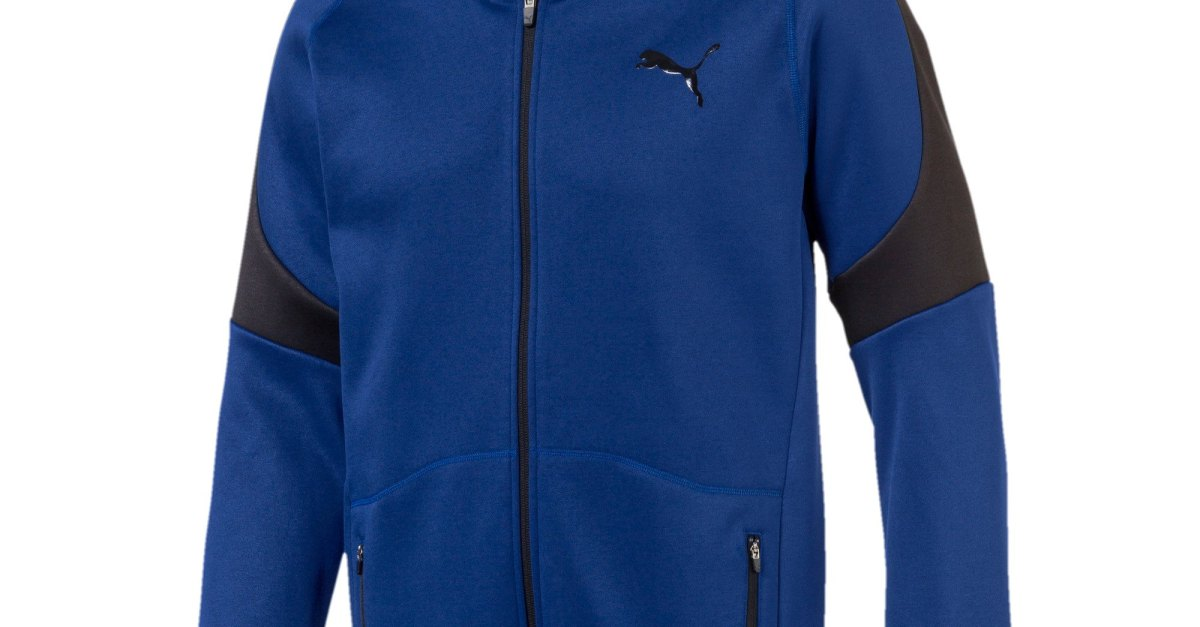 Puma Evostripe warm zip hoodie for $32, free shipping