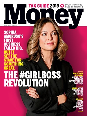 Money magazine: 1-year subscription for FREE!