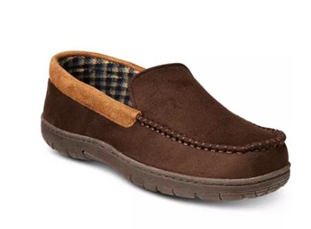 32 Degrees men's slippers for $10