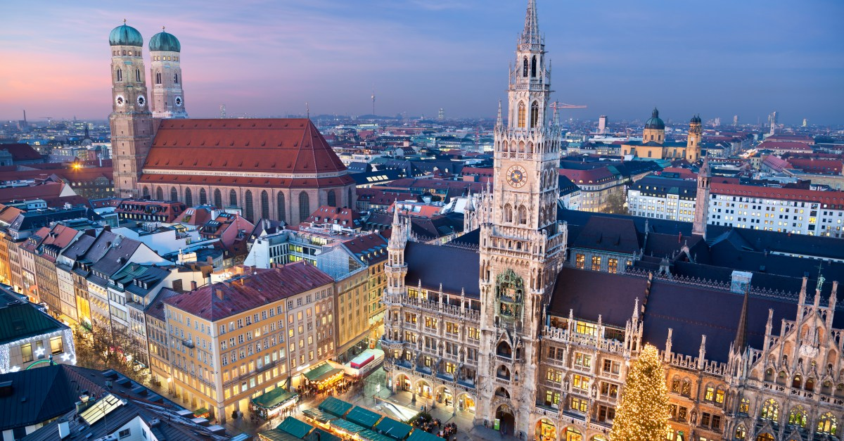 Flights to Germany in the $300s to $400s roundtrip