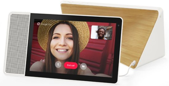 Lenovo smart display with Google Assistant for $127