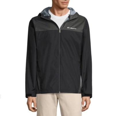 Columbia men's rain coat for $25, free store pickup