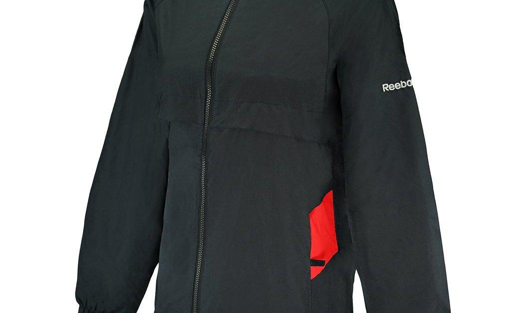 Reebok women's Express II water-resistant wind jacket for $16