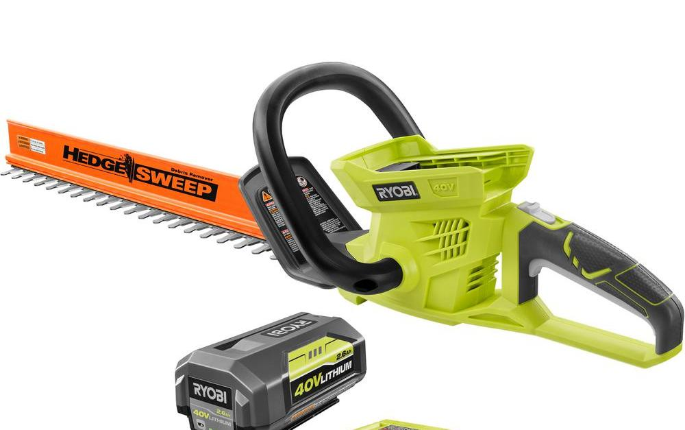 Today only: Outdoor power tools starting at $89