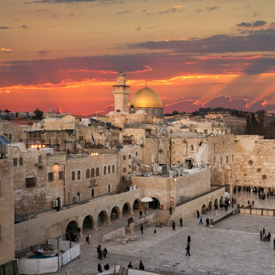 10-day Israel guided tour with flights & hotels from $1,799