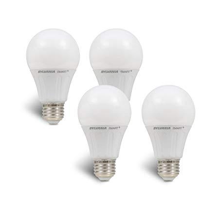 4-pack Sylvania LED 60W equivalent smart bulbs for $13