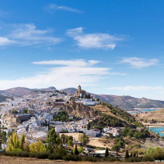 8-night Andalucia travel package with airfare, hotel and rental car from $813