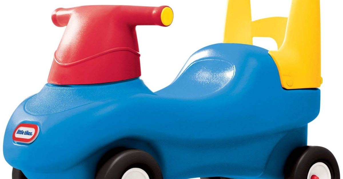 Today only: Little Tikes toys from $15