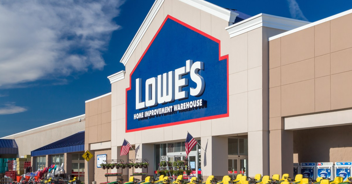 The best deals of the Lowe's Home Improvement Memorial Day Sale!