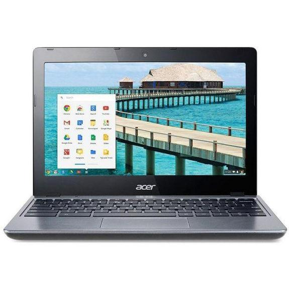 "Refurbished Acer 11.6"" 4GB RAM 16GB SSD Chromebook for $110"