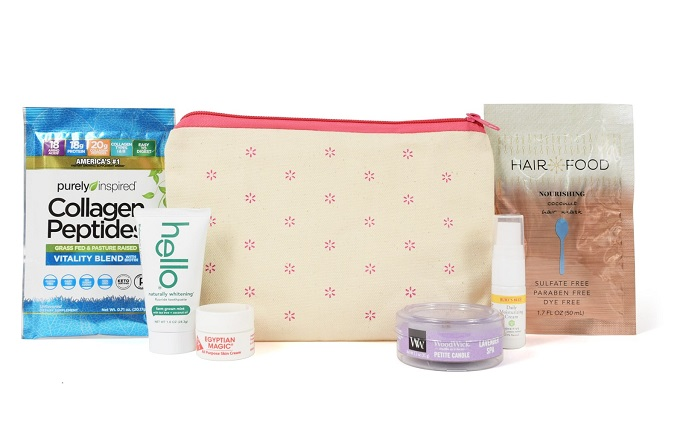 Walmart Beauty Box for $5 shipped