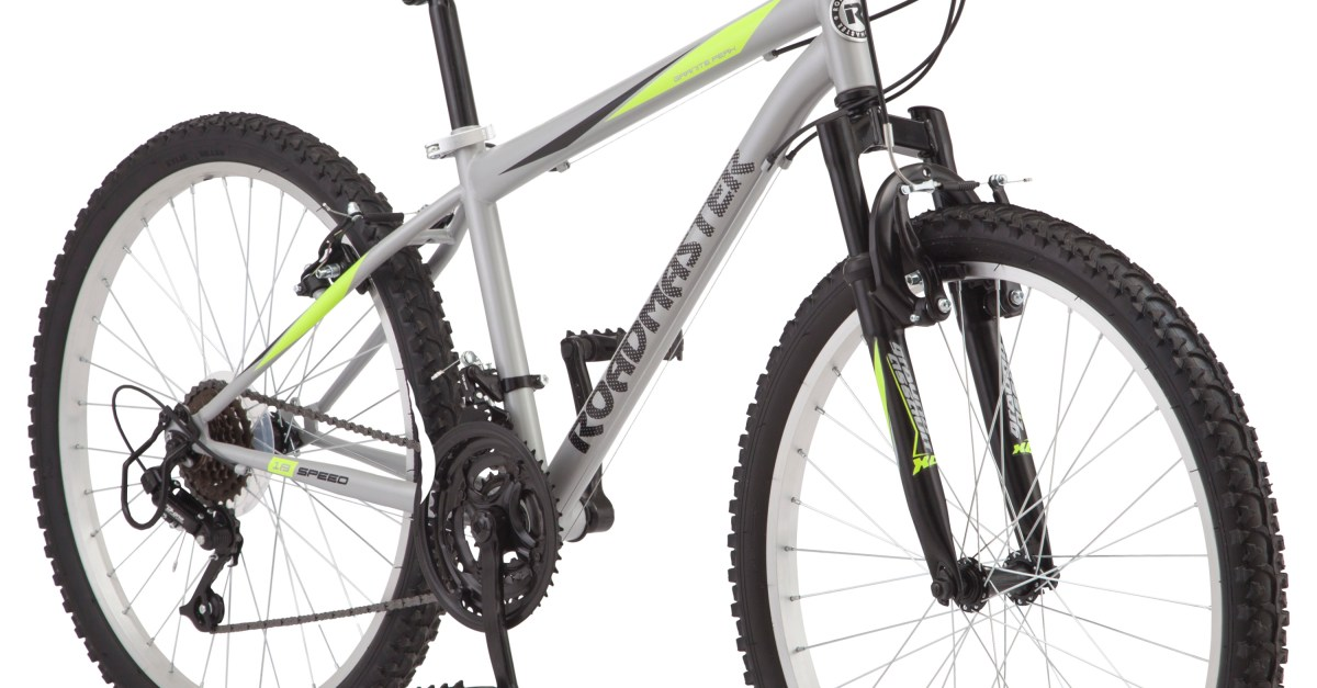 Roadmaster mountain bikes for $78 at Walmart