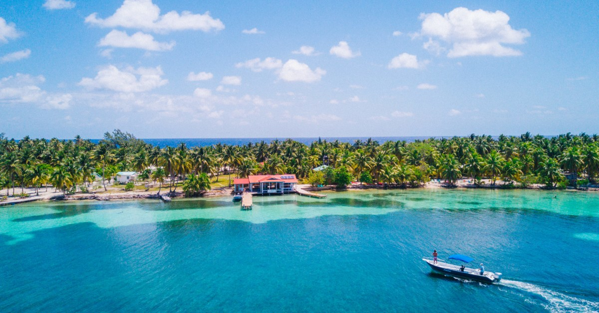 Flights to Belize in the $200s & $300s round-trip!