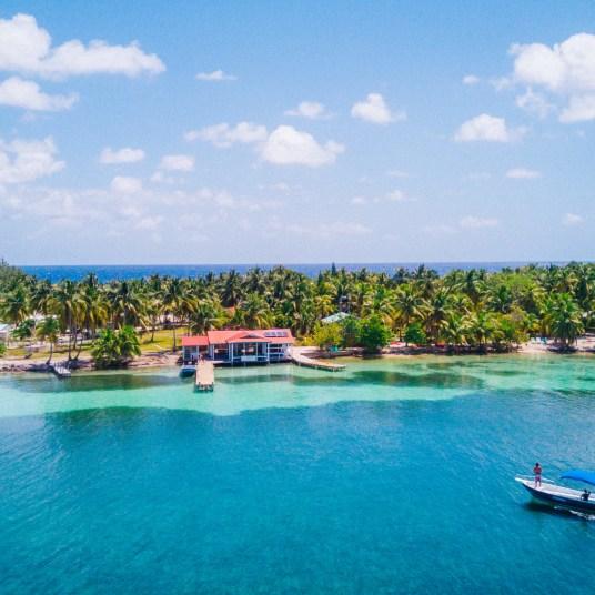 Flights to Belize in the $200s & $300s round-trip!