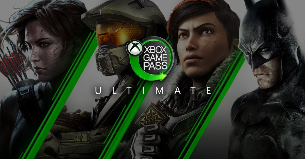 1-month Xbox Game Pass Ultimate for $1