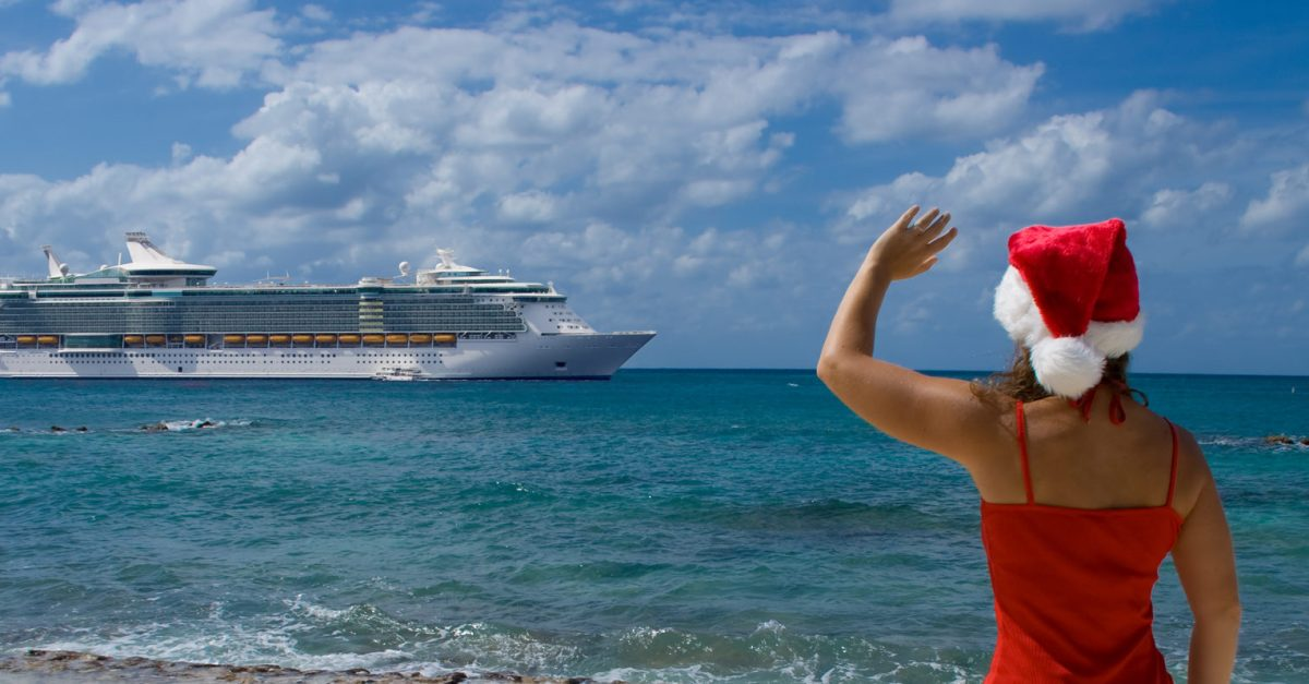 10-night Christmas cruise on Oceania Cruises from $1,699