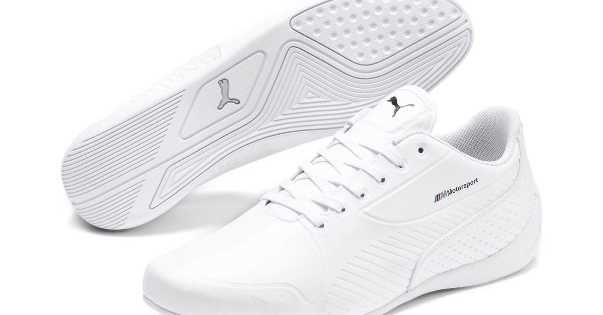PUMA BMW Motorsport Drift Cat 7S Ultra shoes for $30, free shipping