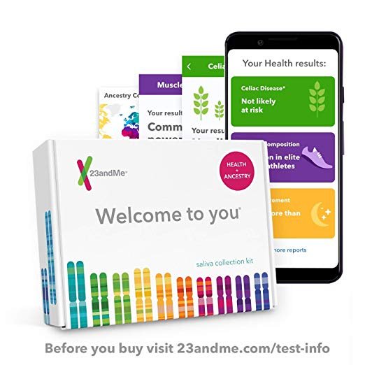 Prime members: Save 50% on the 23andMe Health + Ancestry DNA test