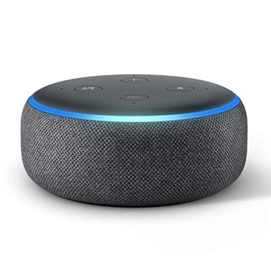 Amazon Echo Dot (3rd generation) for $25