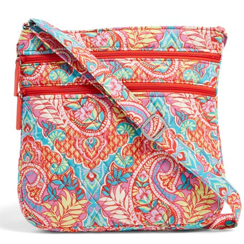 Save 30% on select Vera Bradley items, free shipping