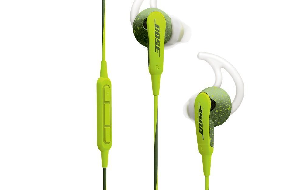 Bose SoundSport in-ear headphones for $39, free shipping
