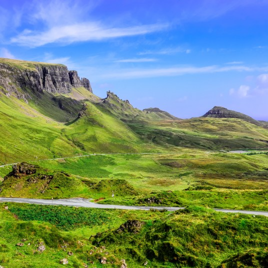 9-night Scotland escape with air & rail from $899