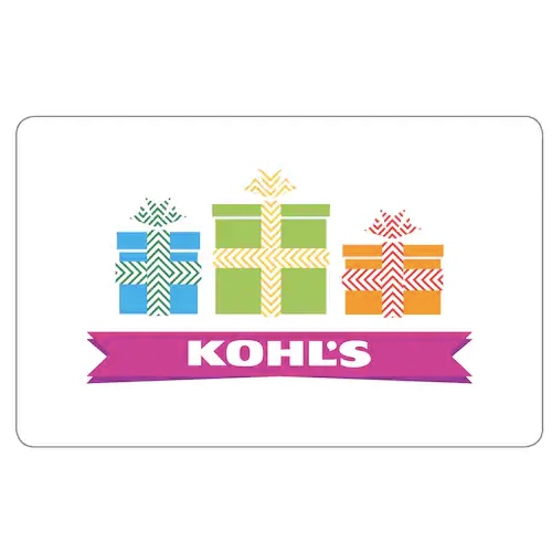 Invite only: $20 Kohl's gift card for $10