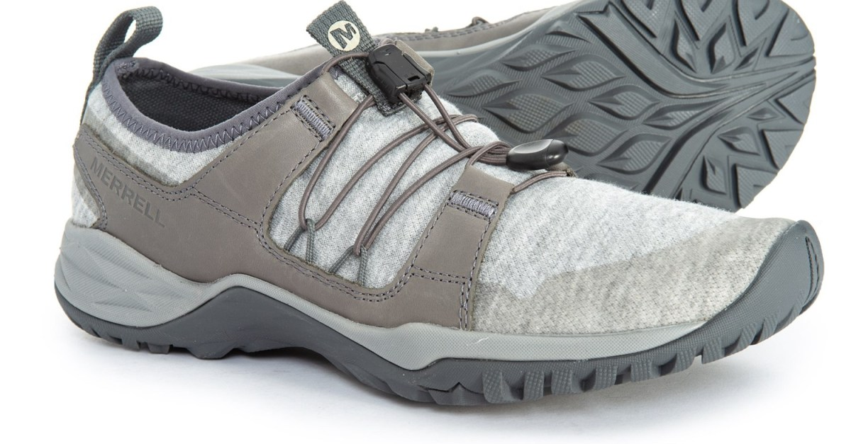 Merrell shoes for kids from $10, adults from $29