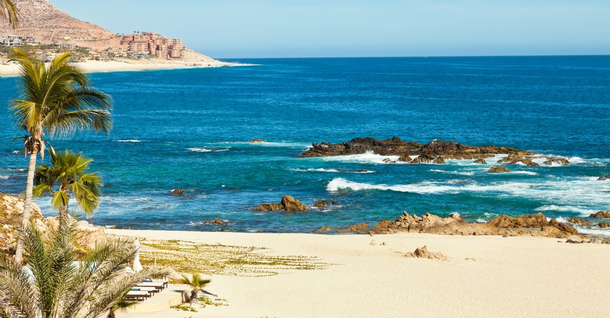 Flights to Cabo in the $200s round-trip!